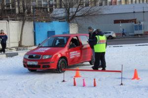 С 14 по 17 февраля 2020 года в городе Москве прошел 23 всероссийский зимний чемпионат по юношескому автомногоборью на призы ассоциации юношеских автошкол России.